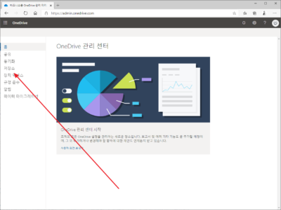 Microsoft 365 | OneDrive | 사용자 삭제 후 파일 보관 기간 설정하는 방법
